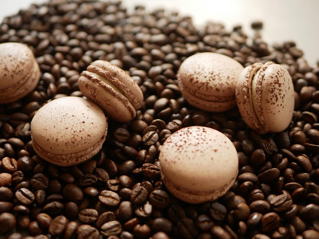 מקרון מסקרפונה קפה