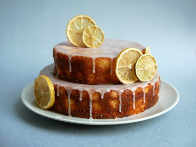 עוגת לימון-ליים