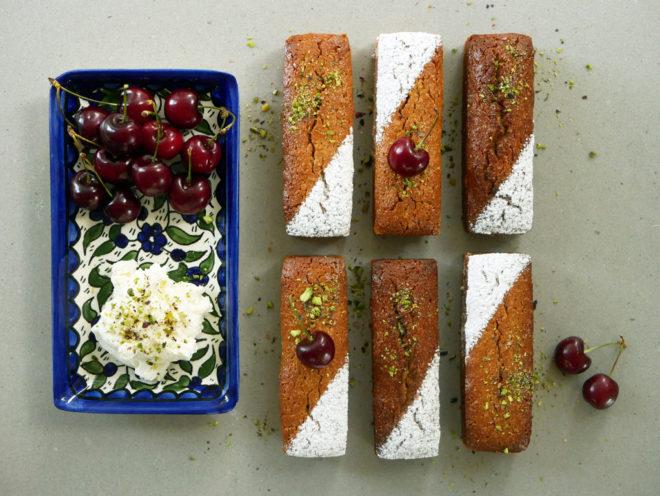 עוגת אהבה פרסית