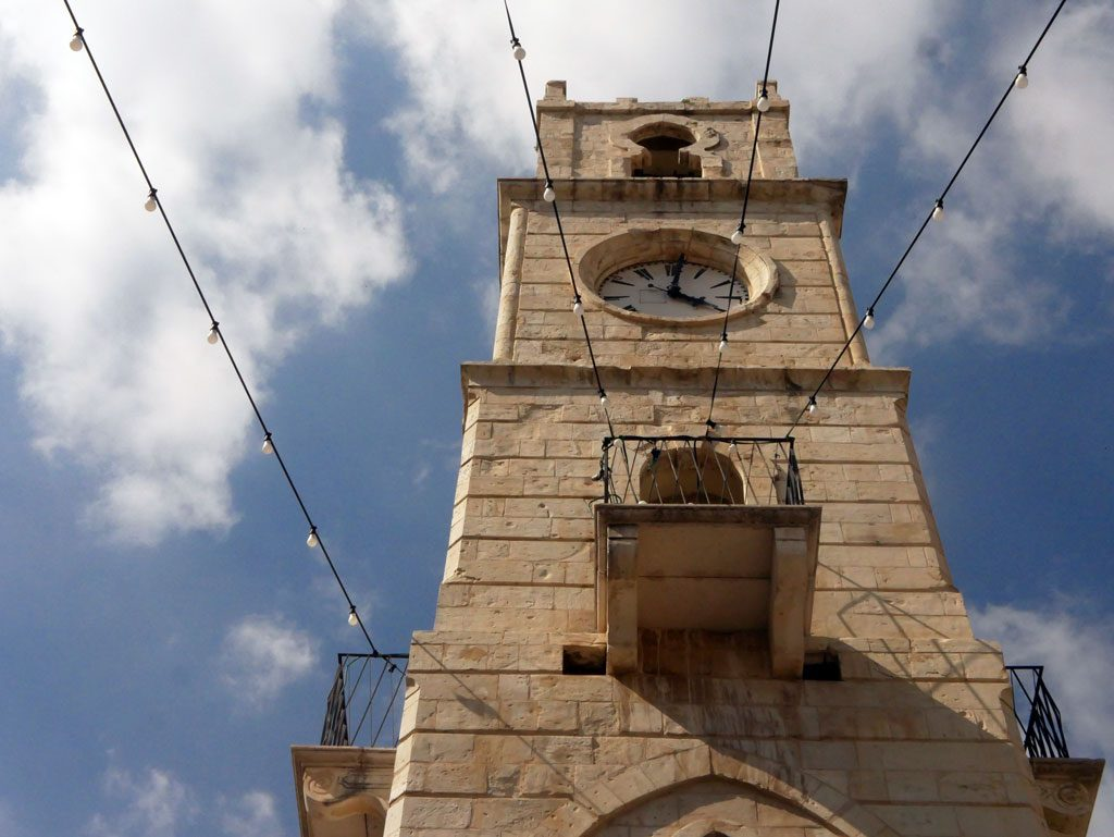 the ottoman clock tower