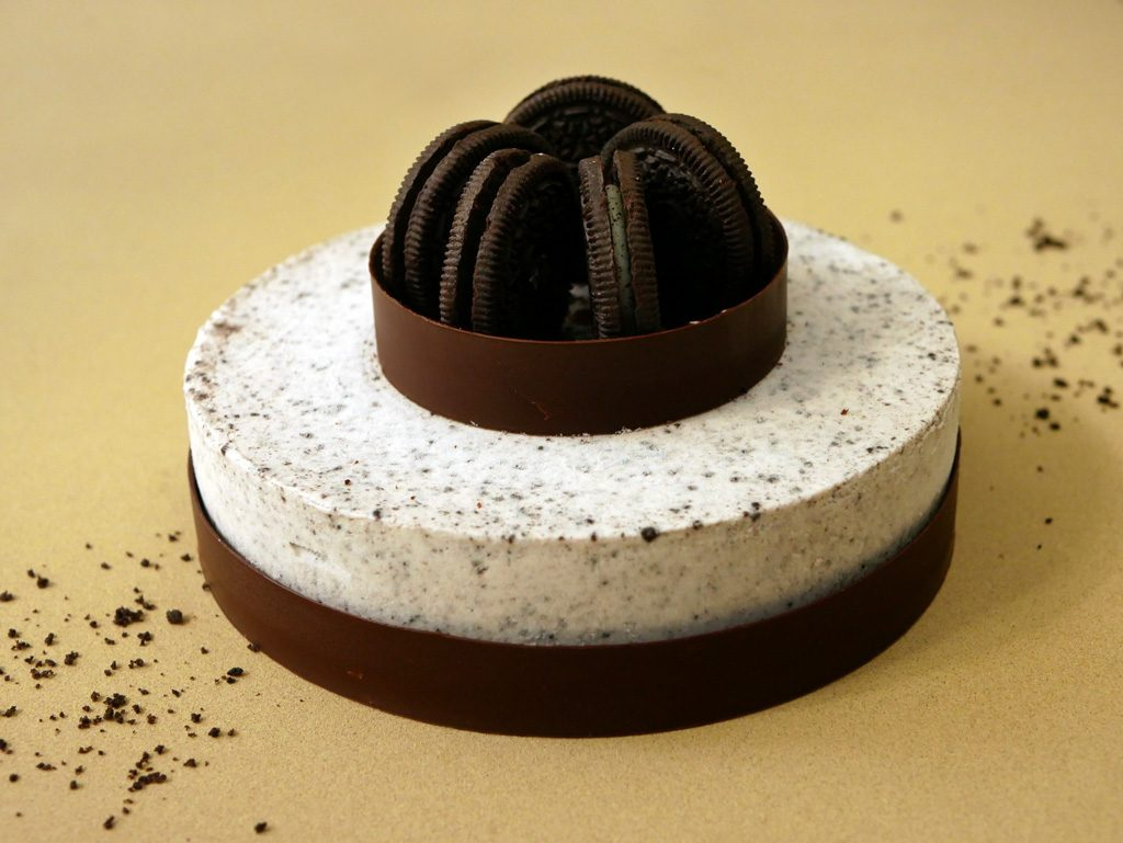 Oreo Mousse Cheesecake