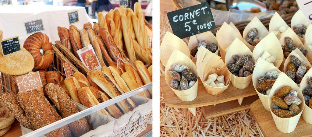 Market at Aix-en-Provence