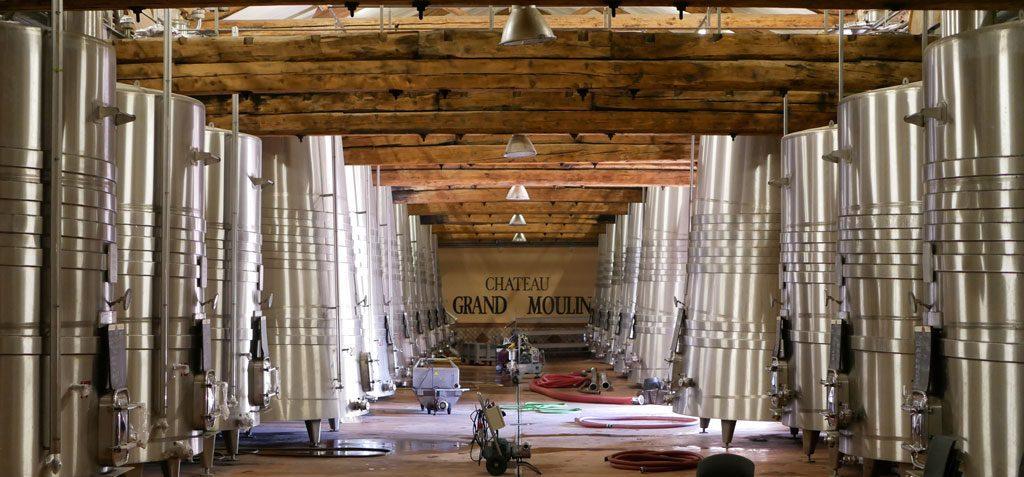 Chateua Grand Moulin