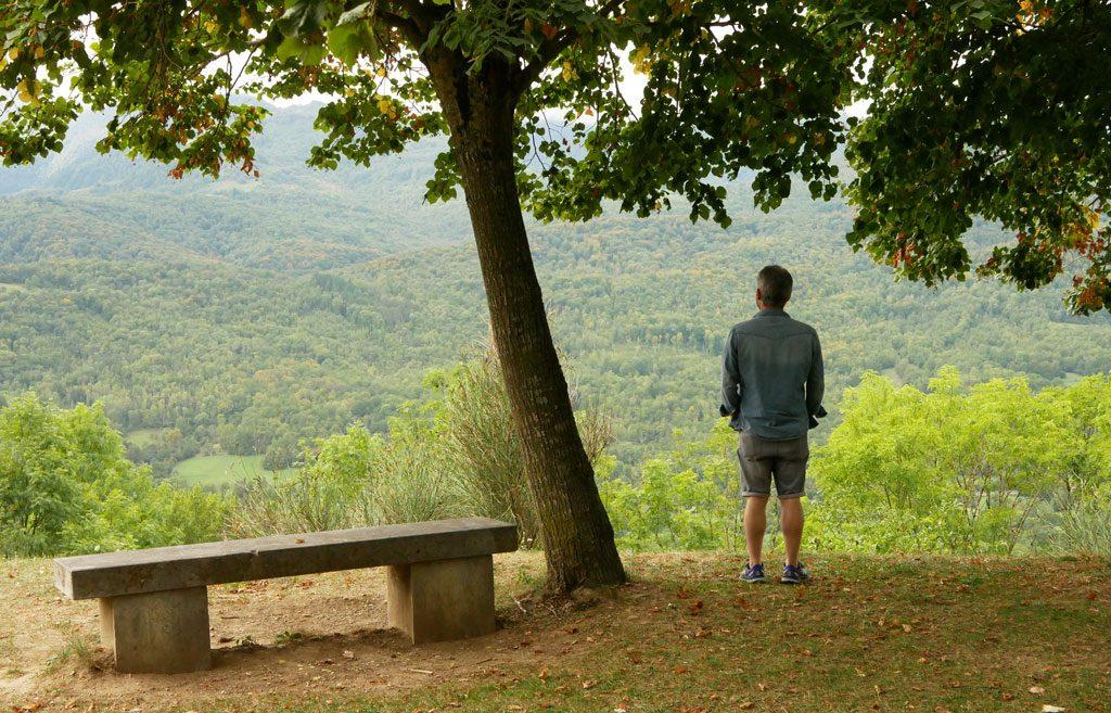 Daniel in Southern France