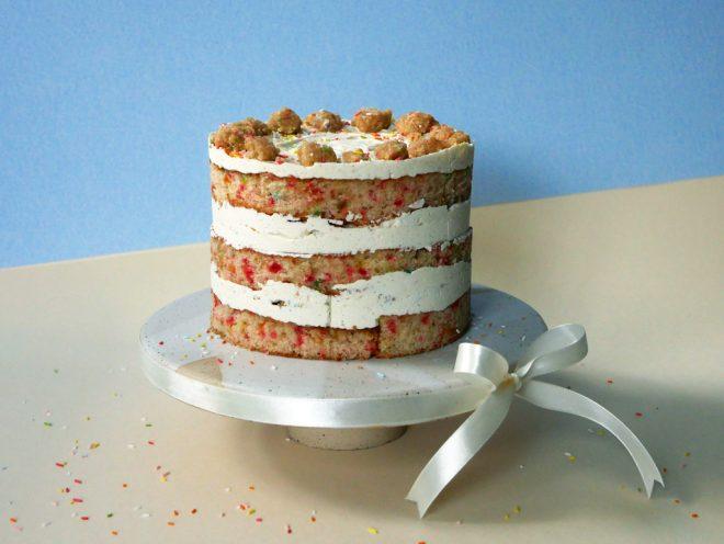 עוגת יום ההולדת של מילק בר