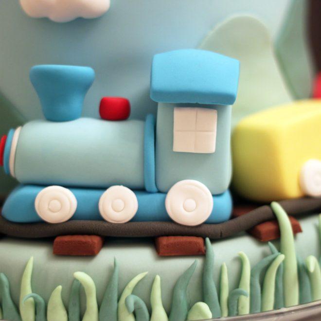 IKEA's toy train