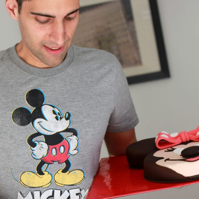 Mickey, Minnie & Me