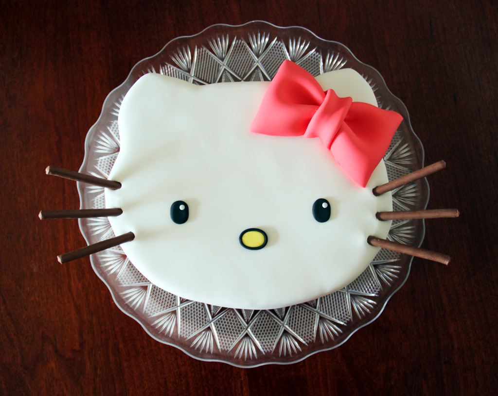 Hello Kitty!