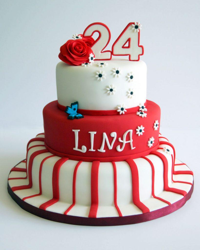 Lina's cake