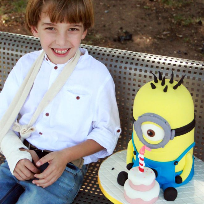 Youssef & his minion