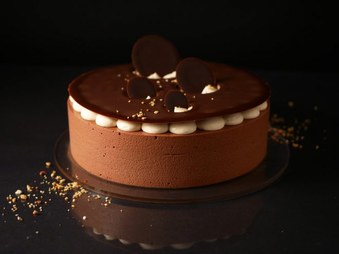 אנטרמה בוטנים ושוקולד