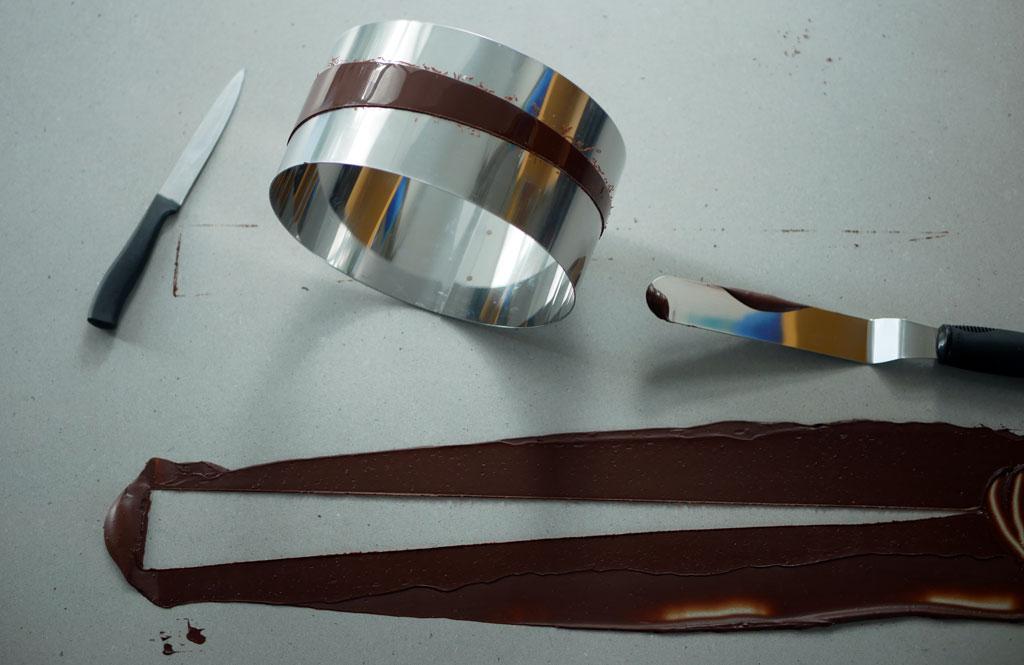 עיטור שוקולד