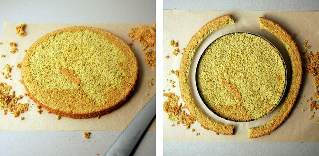 חיתוך עוגה
