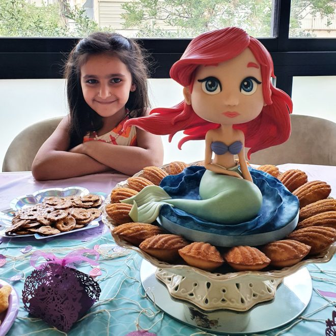 Khaoula , Ariel & the madeleines