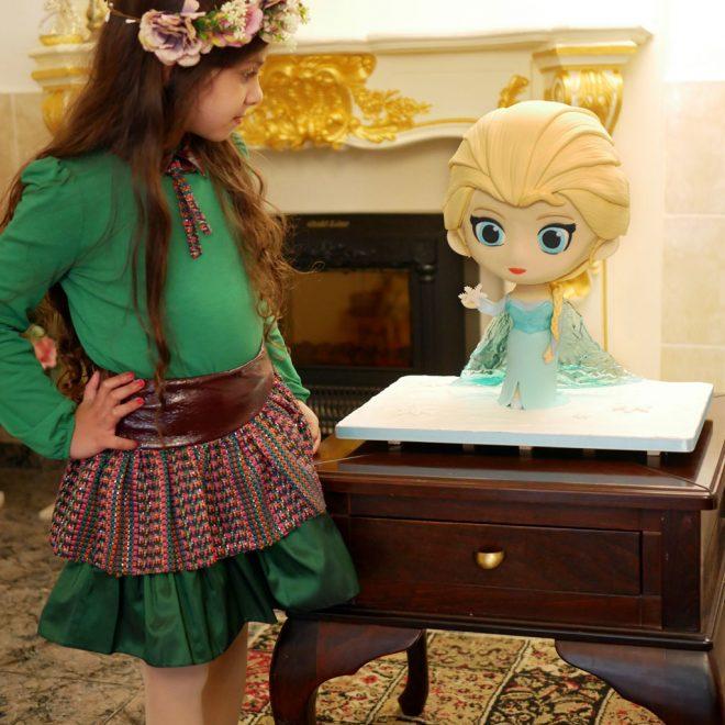 Nadine and Elsa