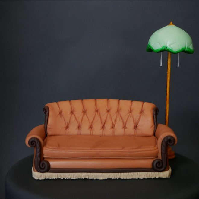 F.R.I.E.N.D.S sofa