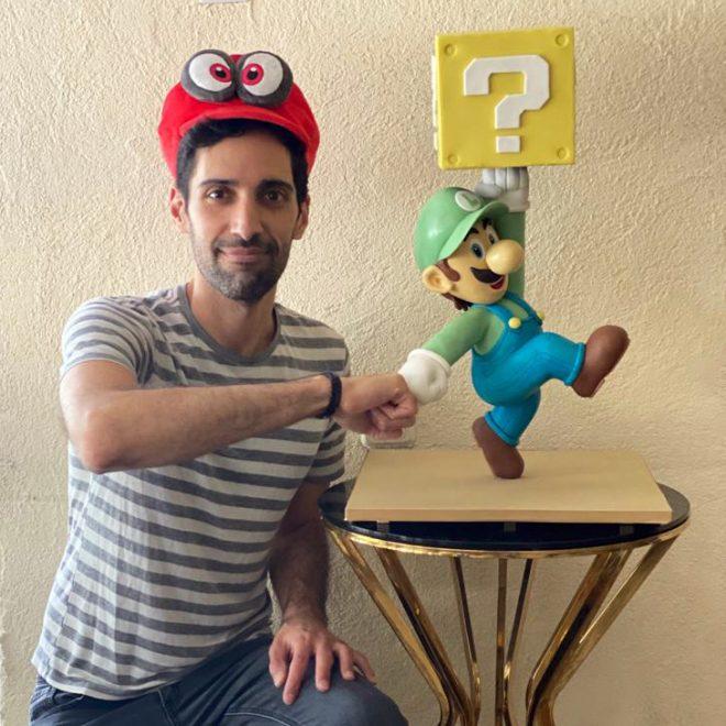 Luigi & me