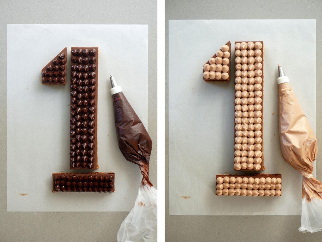 עוגת מספרים פלזיר סוכרה